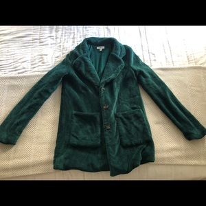 BP Green Jacket